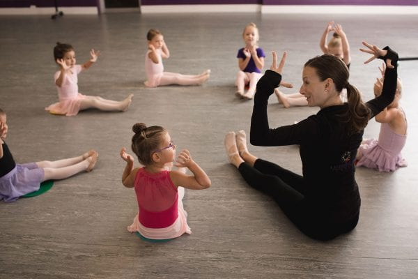 dance studio Evanston